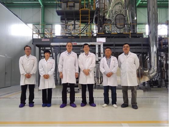 浙江大学严密教授赴河海纳米科技股份有限公司调研